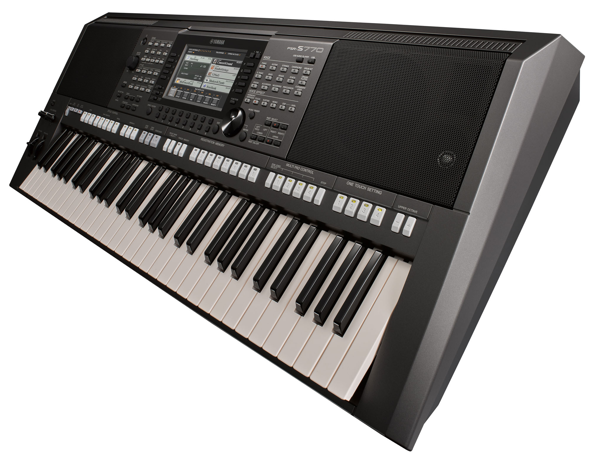 yamaha psr s770 arranger workstation keyboard yamaha music london. Black Bedroom Furniture Sets. Home Design Ideas