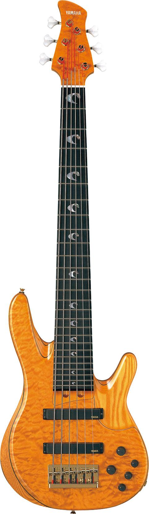 Yamaha trbjp2 39 john patitucci 39 6 string bass guitar in for Yamaha 6 string bass