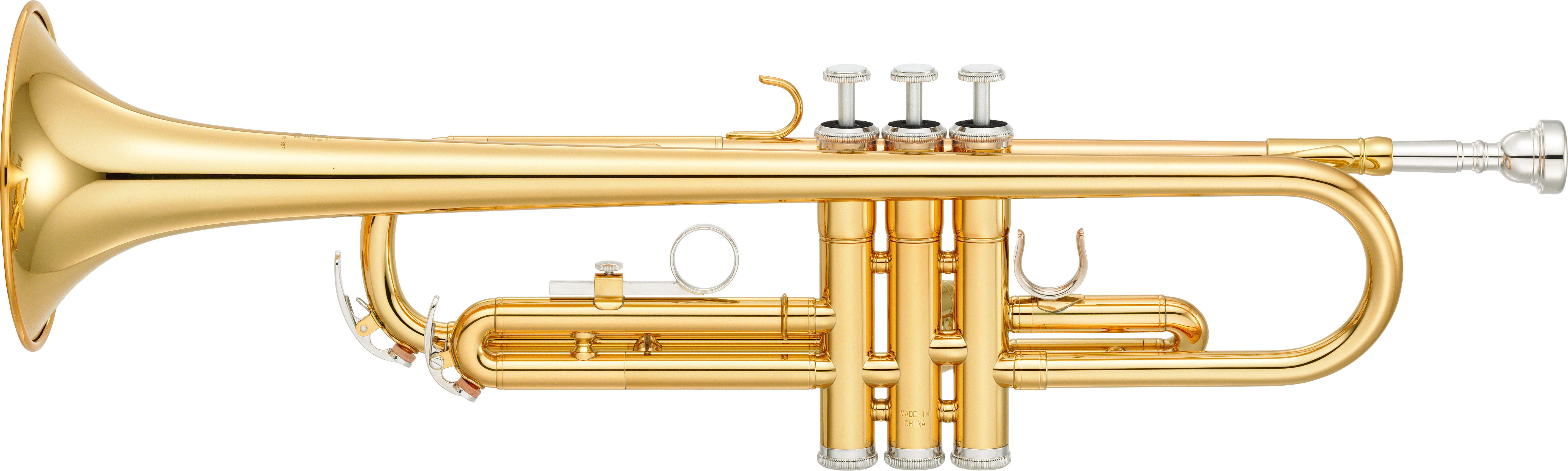 Yamaha ytr 2330 bb trumpet lightweight student model in for Yamaha student trumpets