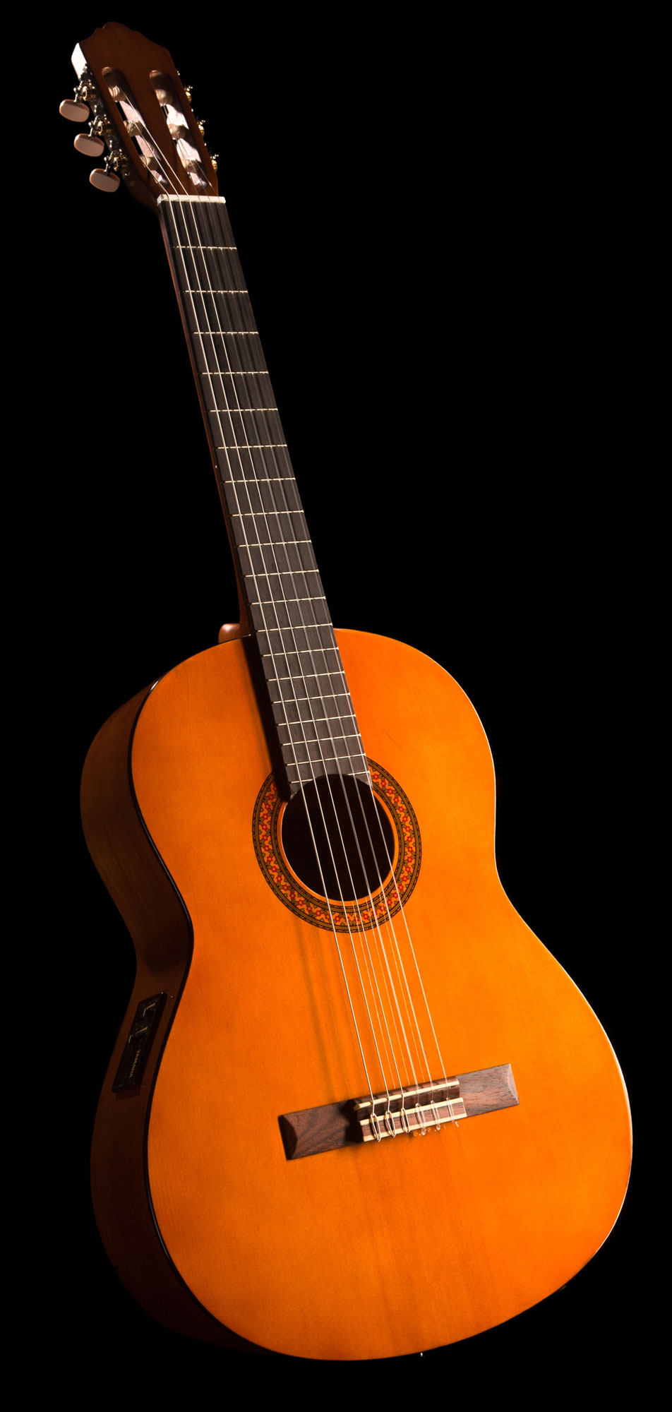 Yamaha Cx40 Mark Ii Electro Classical Guitar Yamaha