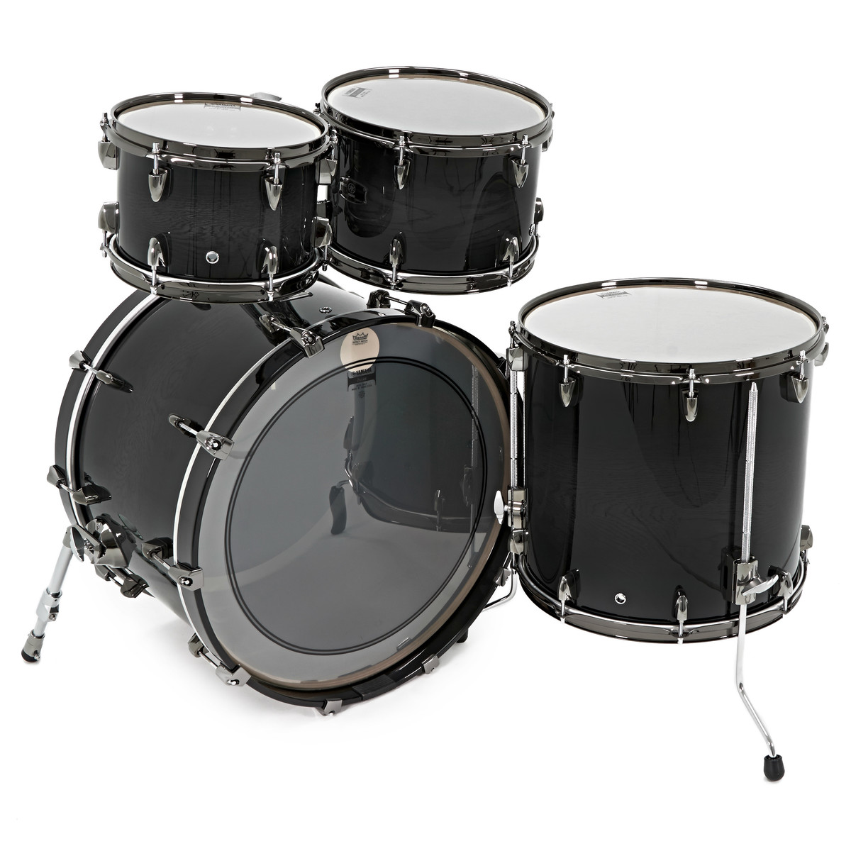 yamaha live custom shell pack with 18 bass drum various colours available yamaha music london. Black Bedroom Furniture Sets. Home Design Ideas