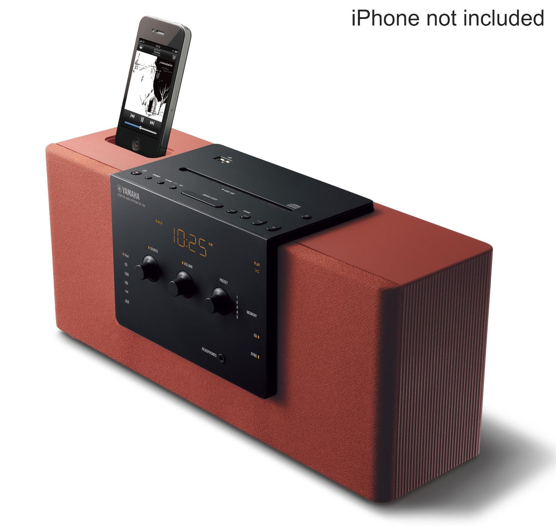 yamaha tsx 140 hifi with dab radio and iphone ipod dock. Black Bedroom Furniture Sets. Home Design Ideas