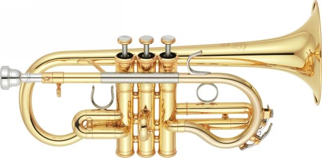 Trompeta Yamaha Ycr