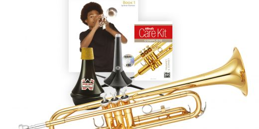 Brass & Woodwind Instruments For Beginners