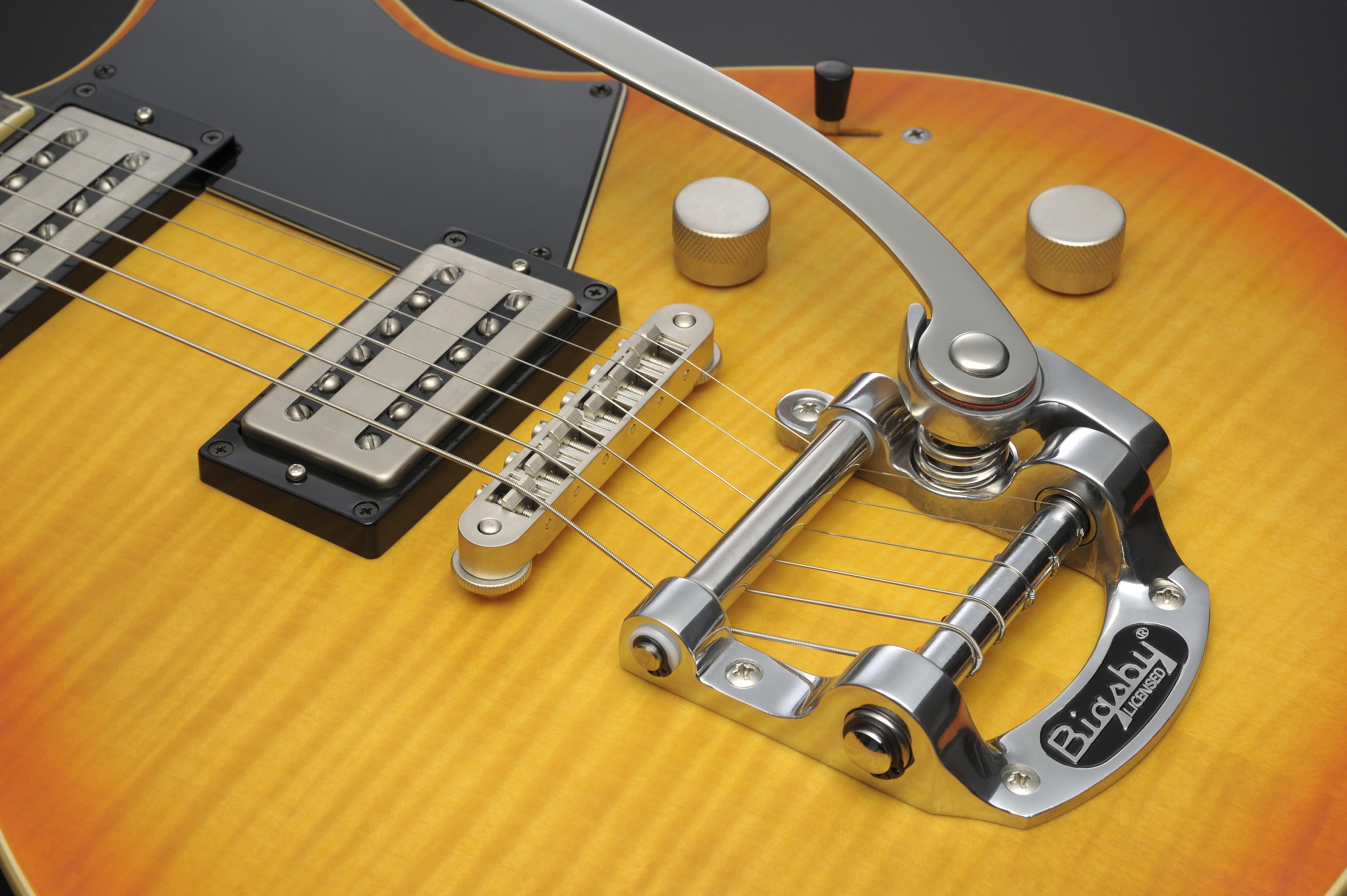 Yamaha Revstar Rs720b Electric Guitar Wall Fade Yamaha