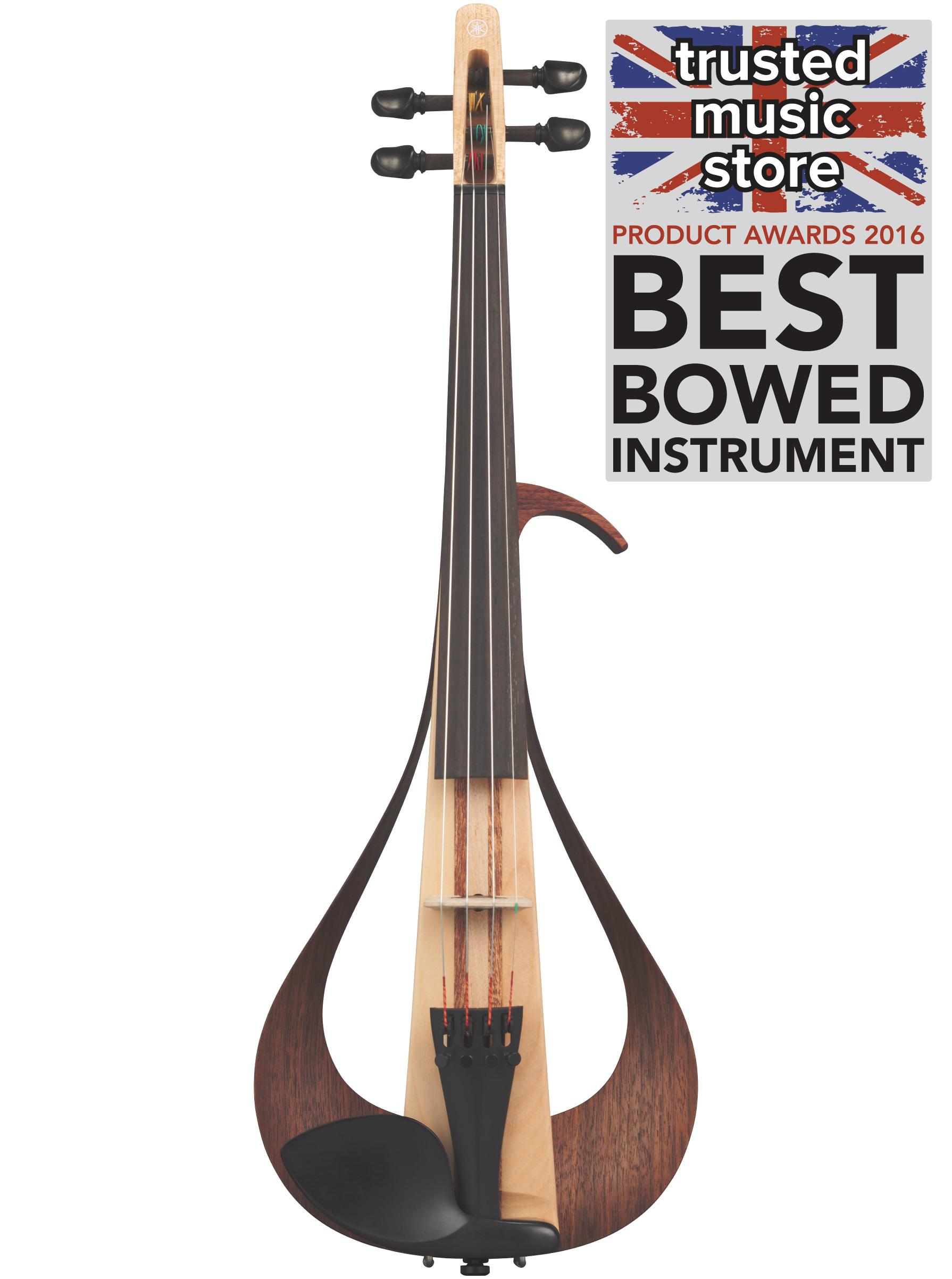 Yamaha Yev 104 Electric Violin Full Size Four String
