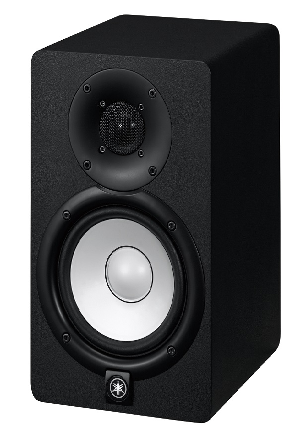 Yamaha hs5 monitor speaker 70w combined 45w 25w in for Yamaha hs5 speaker stands