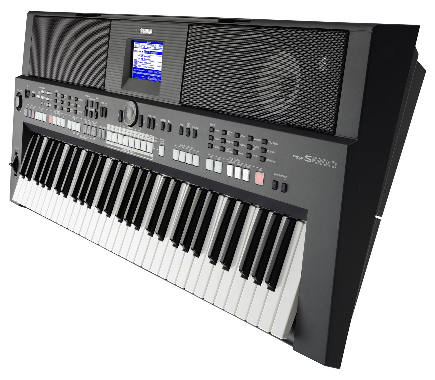yamaha psr s650 arranger workstation keyboard yamaha. Black Bedroom Furniture Sets. Home Design Ideas