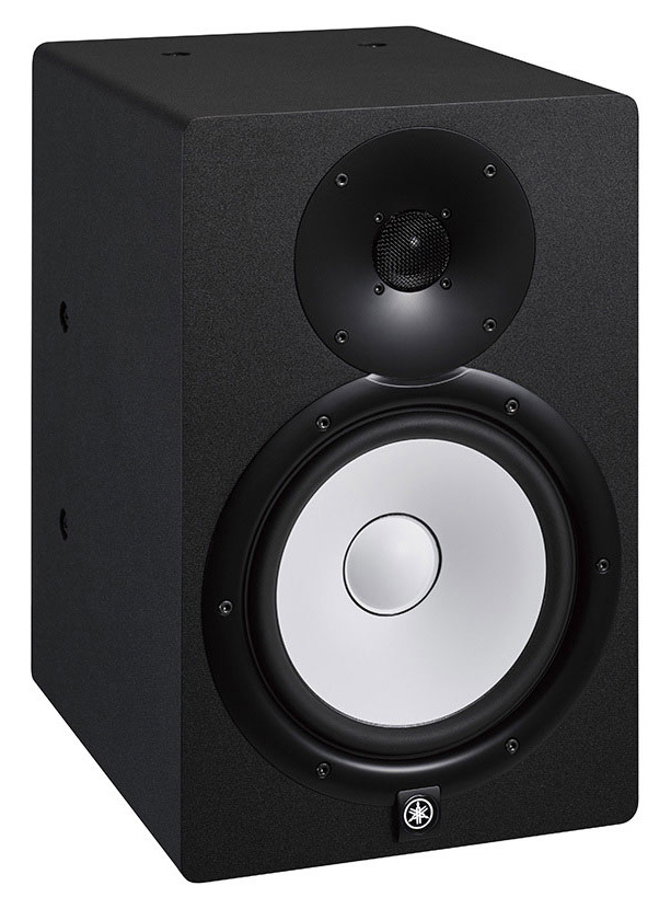 yamaha hs8i monitor speaker with integrated mounting points black finish yamaha music london. Black Bedroom Furniture Sets. Home Design Ideas