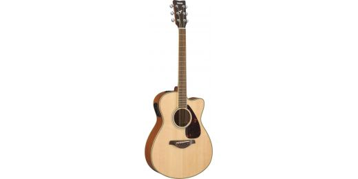 FSX-Series Electro-Acoustic Guitars