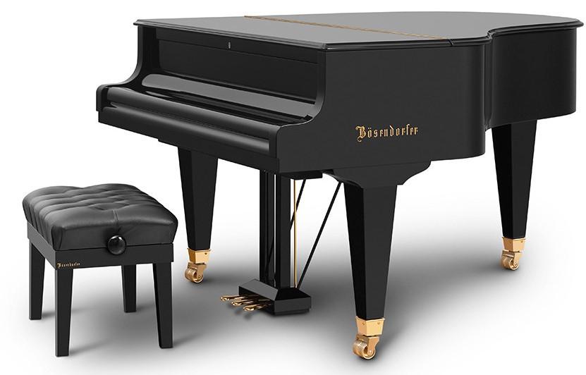 B Sendorfer 170 Grand Piano The Small Parlour Grand In