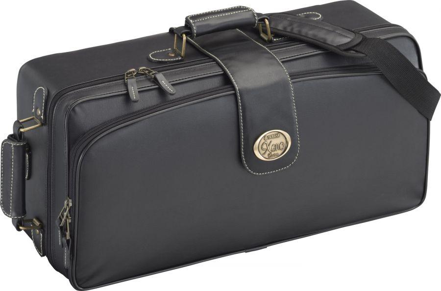 Yamaha Leather Double Trumpet Case