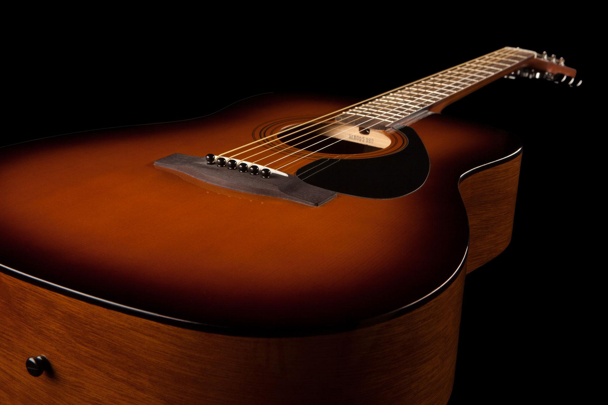 81cf1b1301e Yamaha F310 Acoustic Guitar In Tobacco Brown Sunburst finish ...