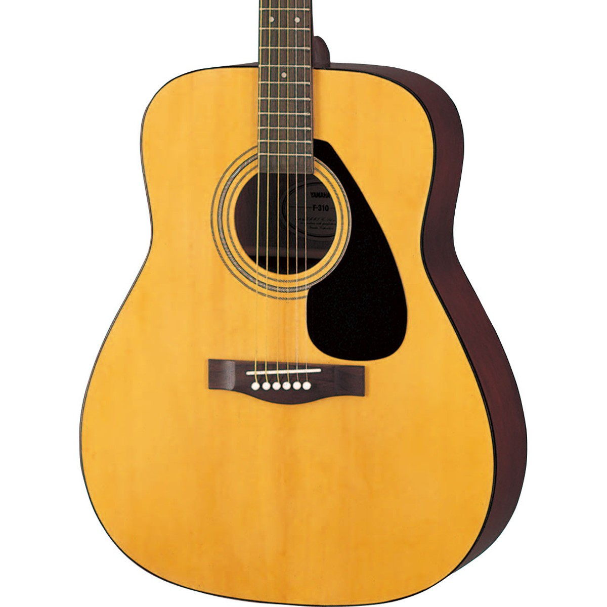 Yamaha f310 acoustic guitar in natural finish yamaha for Yamaha fs 310 guitar
