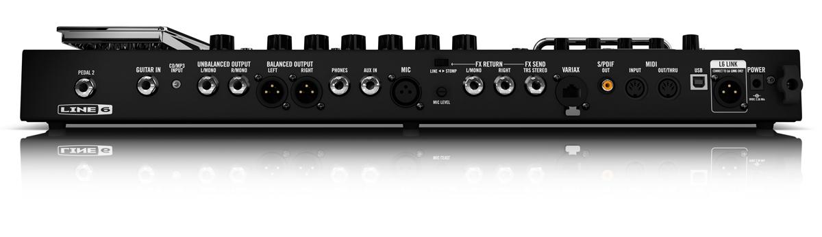 line 6 pod hd500x guitar multi effects pedal yamaha music london. Black Bedroom Furniture Sets. Home Design Ideas