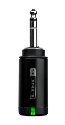 Grelayg A on Line 6 Wireless Guitar System