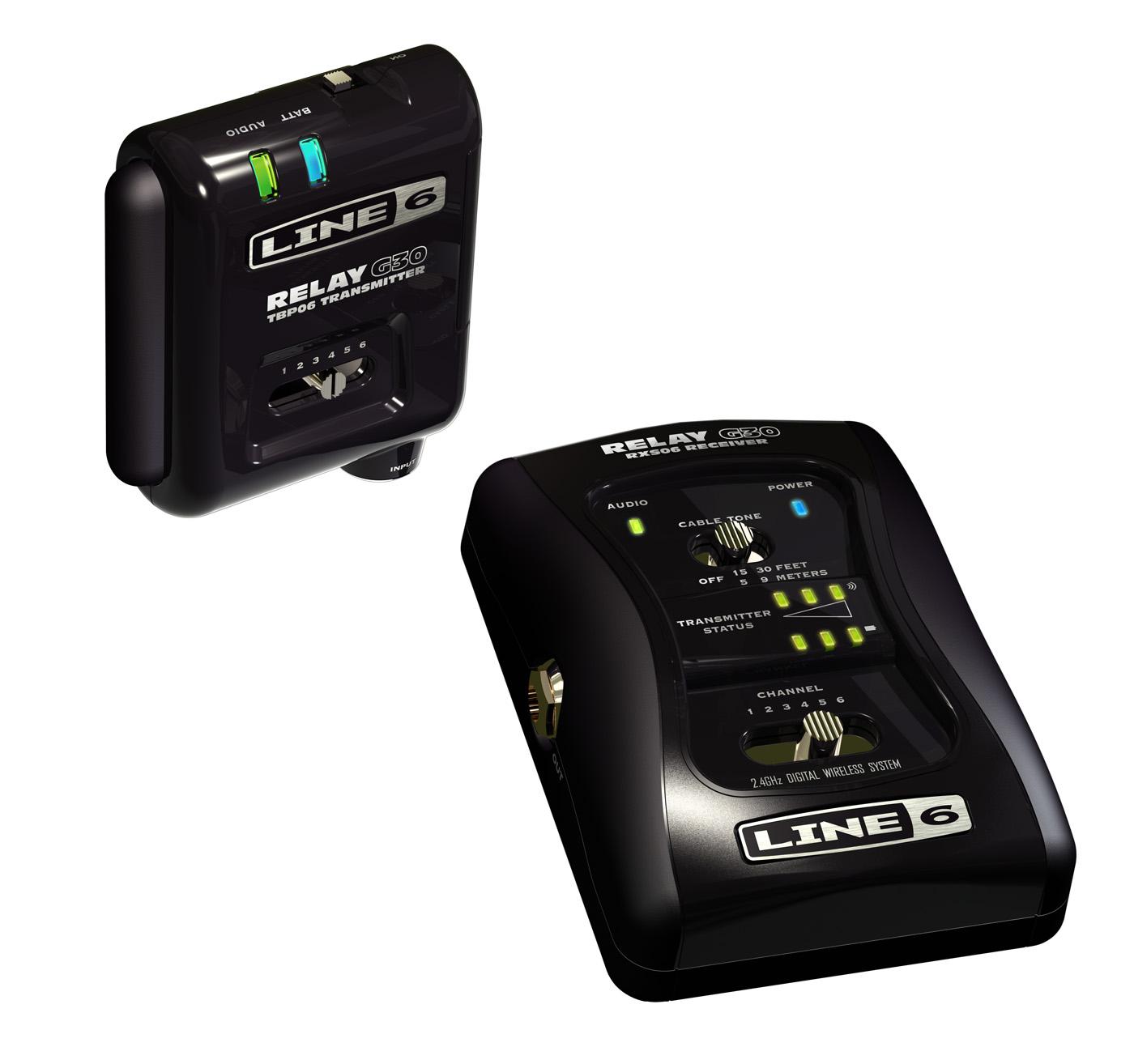 line 6 relay g30 wireless guitar system yamaha music london. Black Bedroom Furniture Sets. Home Design Ideas