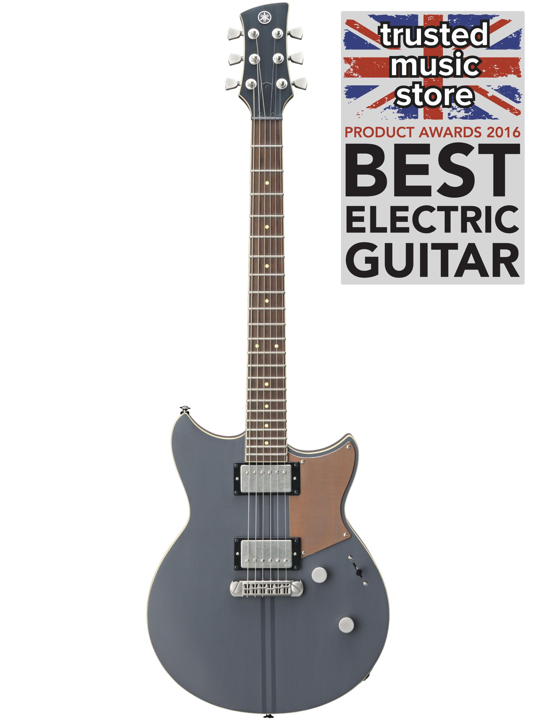 Yamaha revstar rsp20cr electric guitar rusty rat finish for Where are yamaha guitars made