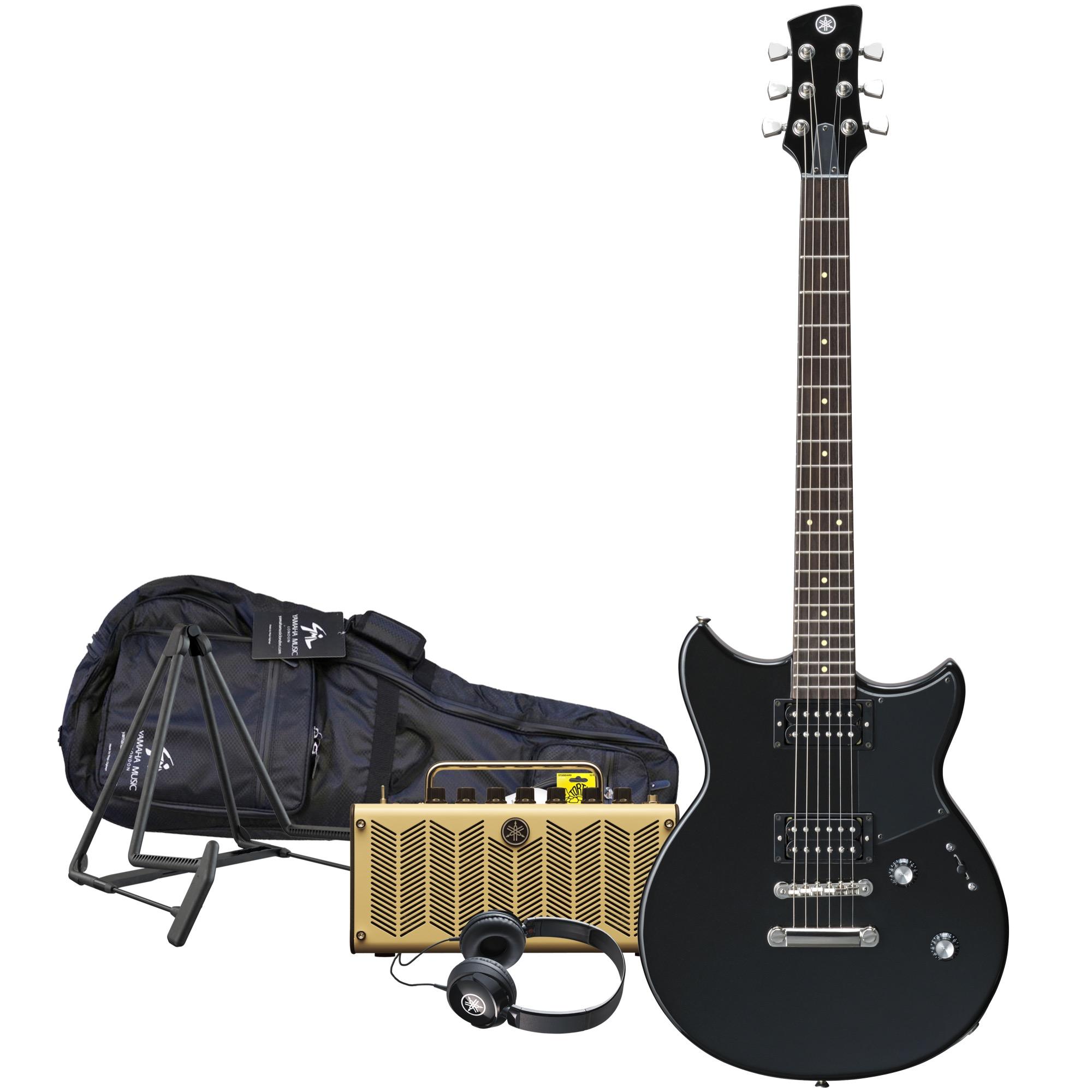 yamaha maverick beginner revstar electric guitar thr5 amp pack featuring the yamaha revstar. Black Bedroom Furniture Sets. Home Design Ideas