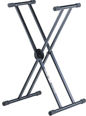 quiklok ql 646 double braced single tier keyboard x stand yamaha music london. Black Bedroom Furniture Sets. Home Design Ideas