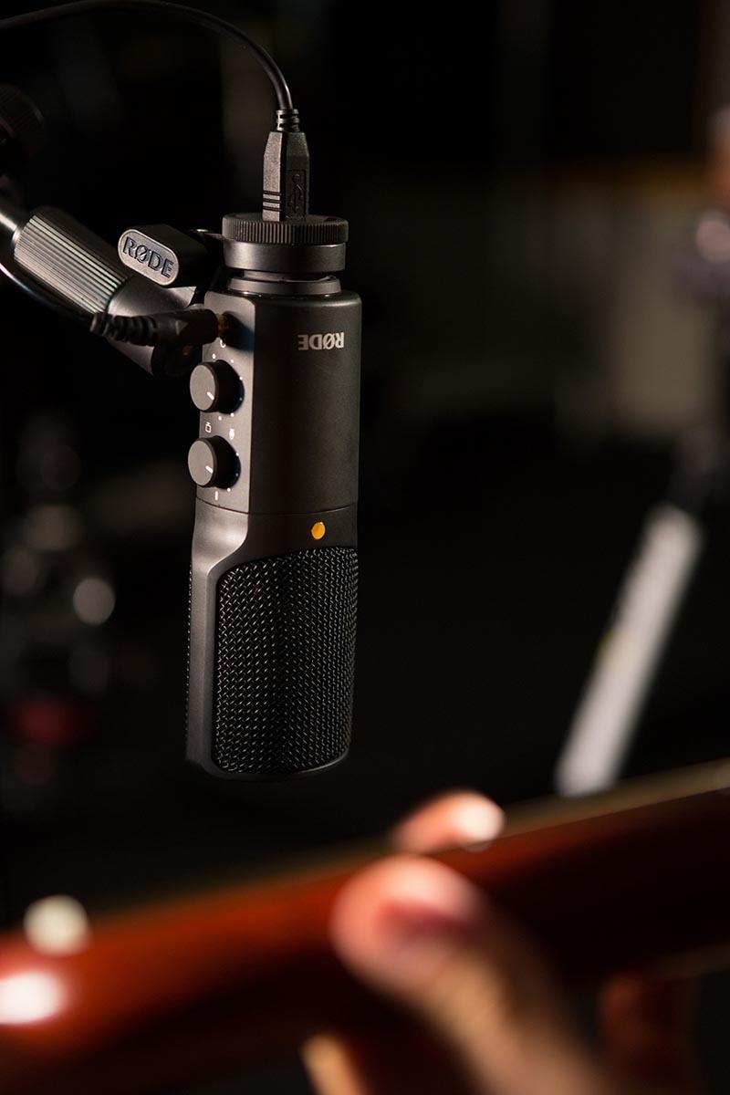 RØDE Microphones NT-USB Studio Quality USB Microphone  bce70bd2f7db