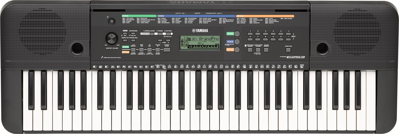 yamaha psr e253 home keyboard yamaha music london. Black Bedroom Furniture Sets. Home Design Ideas