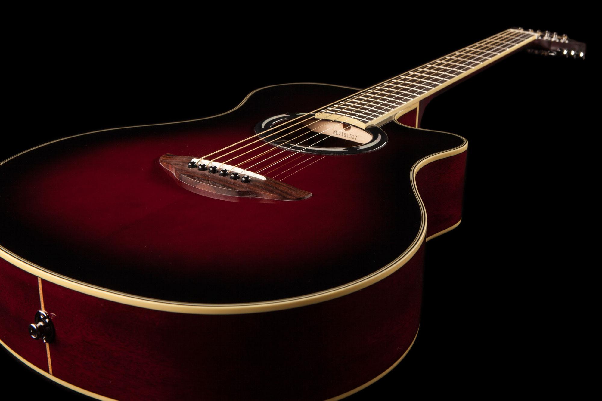 Yamaha Apx500 Mkiii Electro Acoustic Guitar In Dusk Sun