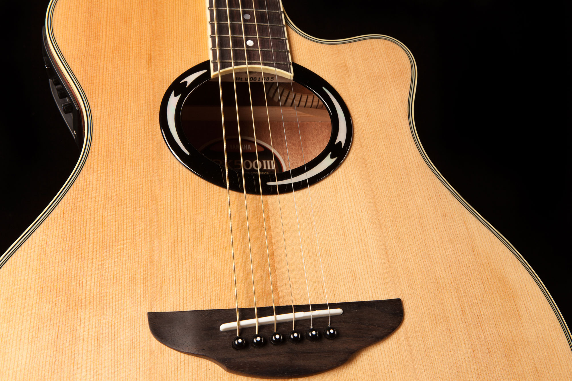 yamaha apx500 mkiii electro acoustic guitar in natural. Black Bedroom Furniture Sets. Home Design Ideas