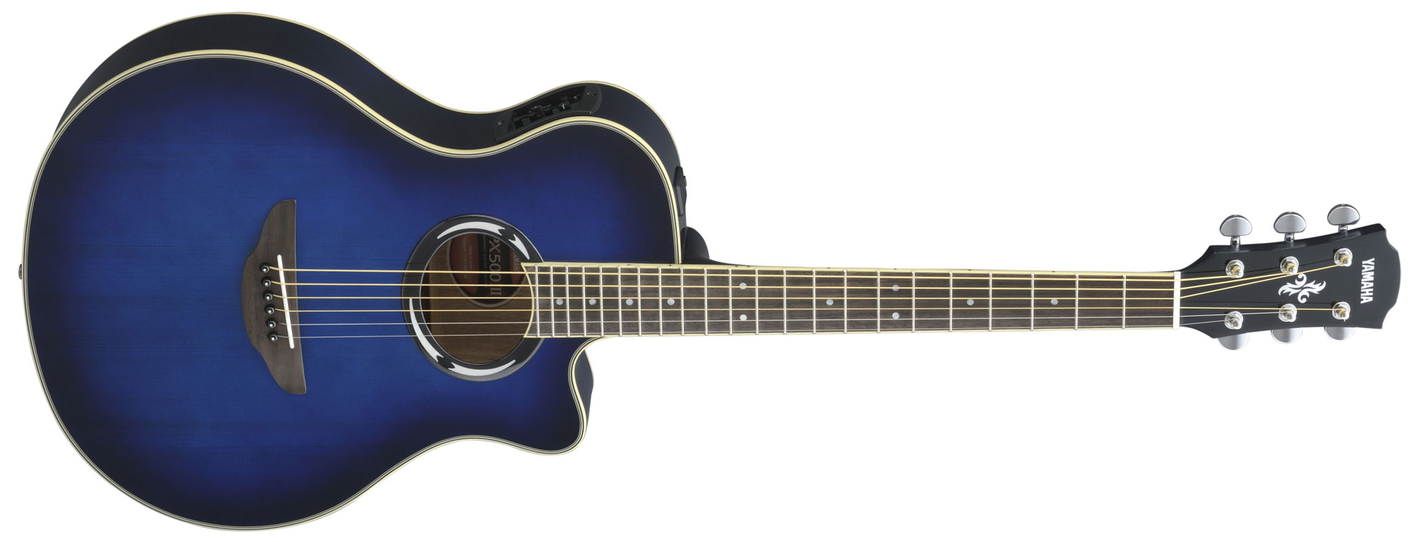 yamaha apx500 mkiii electro acoustic guitar in oriental. Black Bedroom Furniture Sets. Home Design Ideas