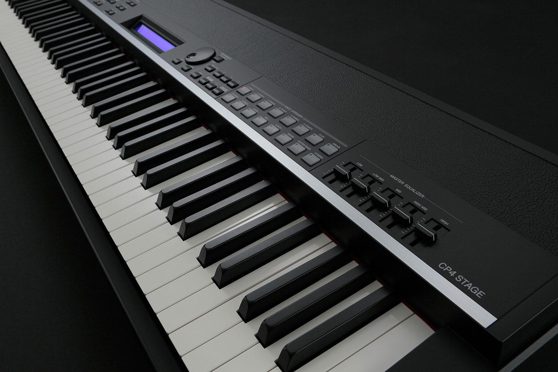 yamaha cp4 stage piano 88 key graded hammer yamaha music london. Black Bedroom Furniture Sets. Home Design Ideas