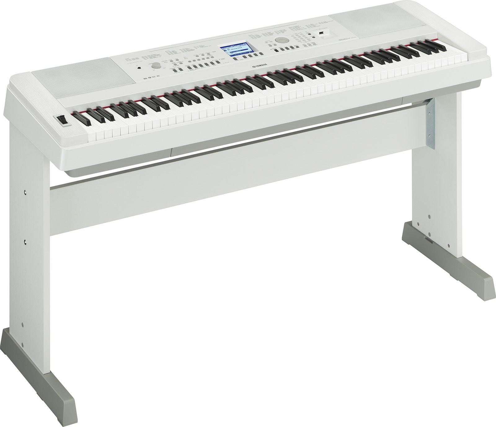 yamaha 88 weighted keyboard. dgx-650 portable grand with 88 weighted keys yamaha keyboard a