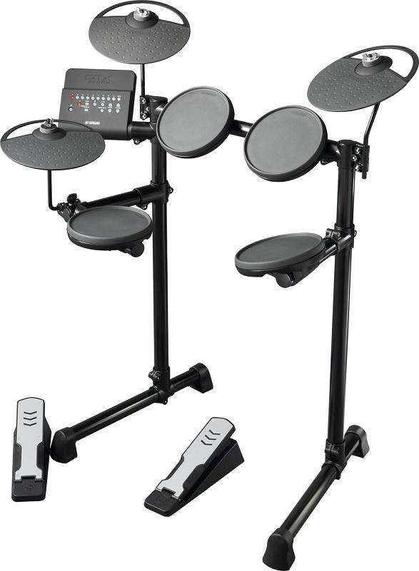 Yamaha dtx400k electronic drum kit yamaha music london for Yamaha dtx400k accessories