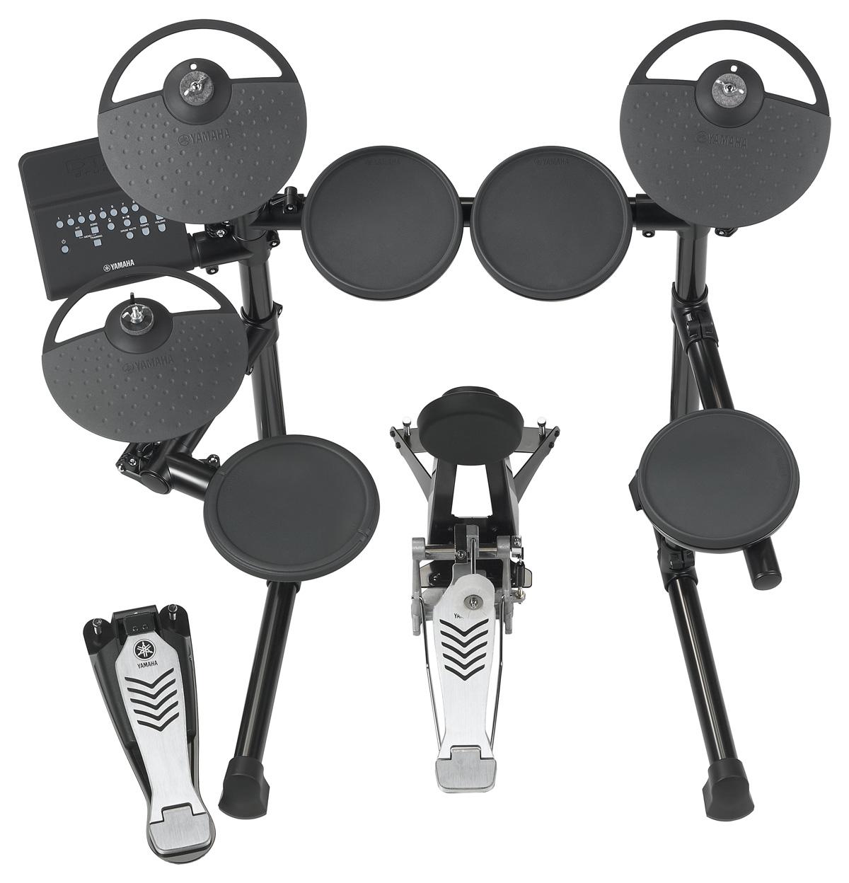 Yamaha Dtx450k Electronic Drum Kit Yamaha Music London