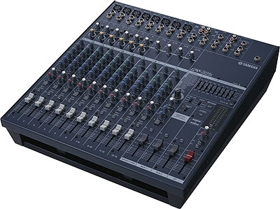 yamaha emx5014c powered mixer pa head 500w 500w 4 ohms 14 inputs 16 digital spx effect. Black Bedroom Furniture Sets. Home Design Ideas