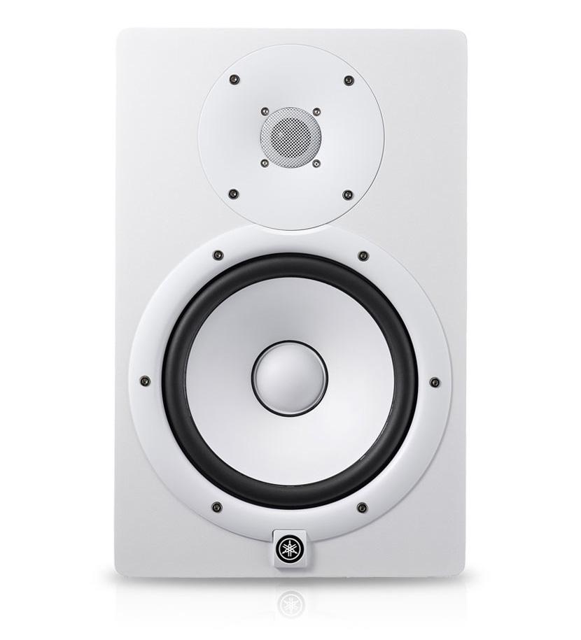 yamaha hs8 monitor speaker white finish 120w yamaha music london. Black Bedroom Furniture Sets. Home Design Ideas