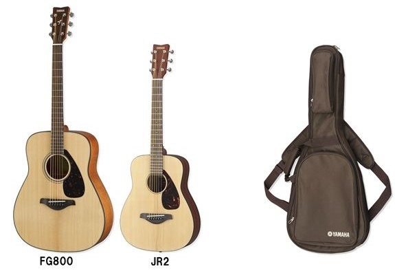 b2d814195e Yamaha JR2S Small Bodied Acoustic Guitar in Natural finiish with ...