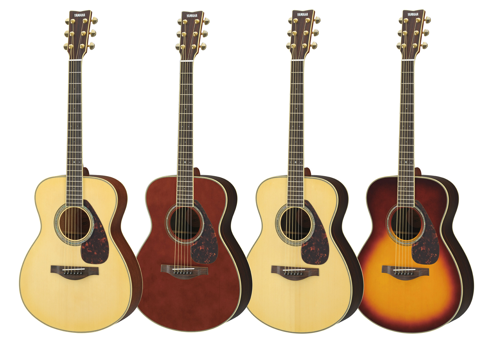 yamaha ls6 are acoustic guitar in various finishes with hard gigbag yamaha music london. Black Bedroom Furniture Sets. Home Design Ideas