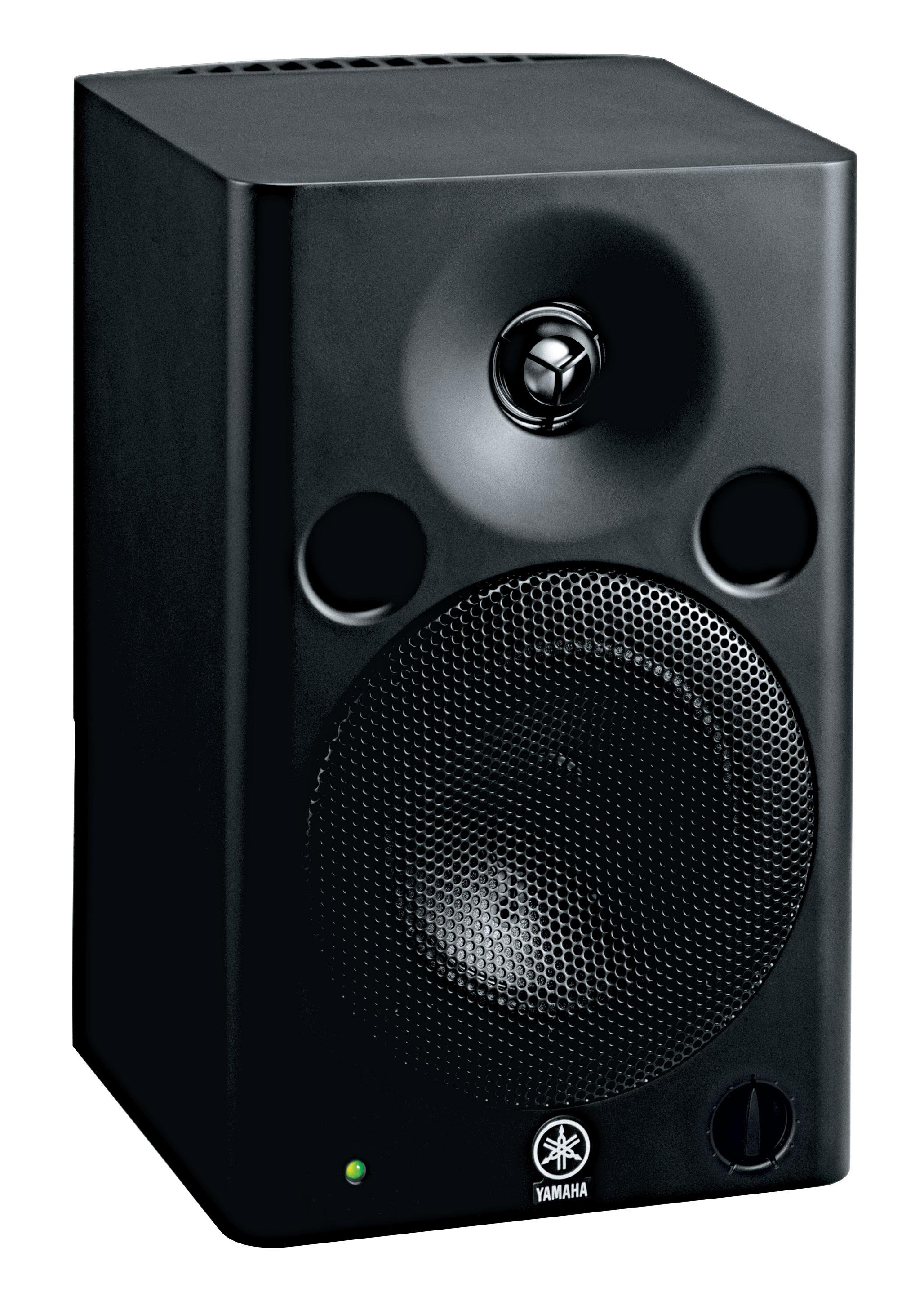 yamaha msp5 studio monitor speaker yamaha music london. Black Bedroom Furniture Sets. Home Design Ideas