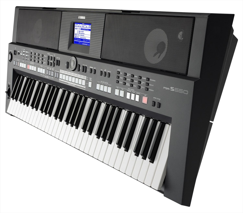 yamaha psr s650 arranger workstation keyboard yamaha music london. Black Bedroom Furniture Sets. Home Design Ideas