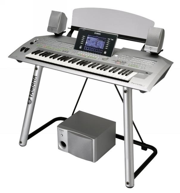 Yamaha Tyros2 Arranger Workstation Keyboard   Yamaha Music